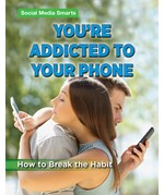 "<h2><a href=""https://www.enslow.com/books/Youre_Addicted_to_Your_Phone/422027"">You're Addicted to Your Phone: <i>How to Break the Habit</i></a></h2>"