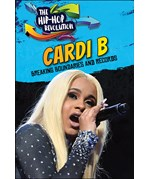 "<h2><a href=""https://www.enslow.com/books/Cardi_B/422047"">Cardi B: <i>Breaking Boundaries and Records</i></a></h2>"