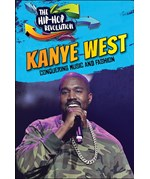 "<h2><a href=""https://www.enslow.com/books/Kanye_West/422054"">Kanye West: <i>Conquering Music and Fashion</i></a></h2>"