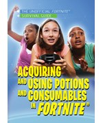 "<h2><a href=""https://www.enslow.com/books/Acquiring_and_Using_Potions_and_Consumables_in_Fortnite®/422166"">Acquiring and Using Potions and Consumables in Fortnite®: <i></i></a></h2>"