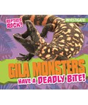 Gila Monsters Have a Deadly Bite!