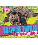 Snapping Turtles Eat Anything!